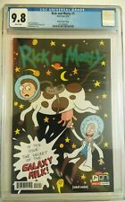 RICK AND MORTY CGC  9.8 ADULT SWIM comic Variant #1 Ryan Cover  1:30  1st print