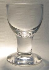 VICTORIAN  DRAM   GLASS