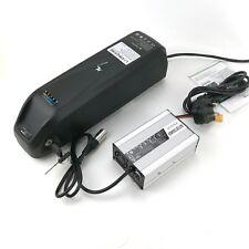 48V 15Ah Hailong lithium li-ion e-bike battery 2A charger New slim style Samsung