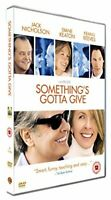 Something's Gotta Give [DVD] [2003][Region 2]