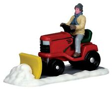 LEMAX CHRISTMAS VILLAGE - RIDE-ON SNOWPLOW