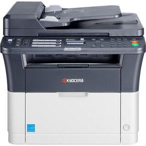 Kyocera FS-1325 Network Duplex Multifunction Mono Laser Printer 1325MFP 1325 V2G