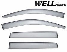 For 07-UP Jeep Compass WellVisors Side Window Visors W/ Premium Series