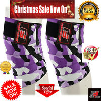 Knee Wraps When Squatting, Running, Weightlifting, Gym, Deadlifts, Bandage Strap