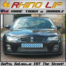 MG ~ MGF MGTF MG ZT-T MG360 MG Octagon RhinoLip® Front Bumper Chin Lip Splitter