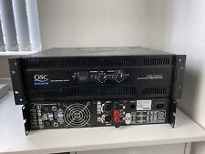 More details for qsc audio rmx 4050hd power amplifier /2