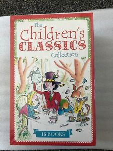 The Children's Classics Collection Boxed Set Of 16 Story Books Brand New