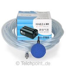 SET Hailea ACO-7701 Luftpumpe Koi Teich Belüfter *NEU*