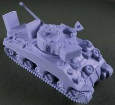Milicast BB059 1/76 Resin WWII Sherman Vc 17pdr. Firefly w/Deep Wading Trunking