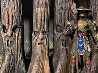 1/12 diorama Storm  Collectibles  Mortal Kombat Living Forest