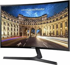 """NEW Samsung 27"""" Full HD Curved LED Super Slim 1800R Immersive Gaming Monitor"""