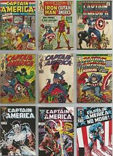 "Captain America Movie - ""Comic Covers"" Set of 13 Chase Cards #C1-13"
