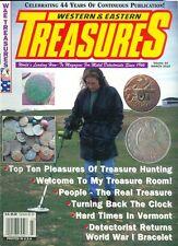 2010 Western & Eastern Treasures Magazine: Pleasures of Treasure Hunting/WWI