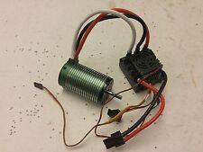 Castle Creations V2 Mamba Monster 2 ESC 2650kV Brushless Motor Combo 1/8