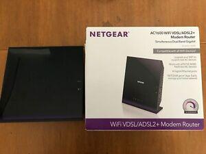 Netgear D6400 Modem & Router