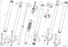 DUCATI FRONT FORK OVERHAUL KIT 34920571A