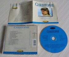 CD ALBUM COMPILATION COLLECTION GOLD CHRISTOPHE 16 TITRES 1995 BEST OF