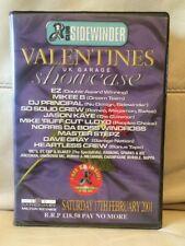 Club Sidewinder Valentines UK Garage Showcase 2001 Rave Tape 8 Pack UKG RARE