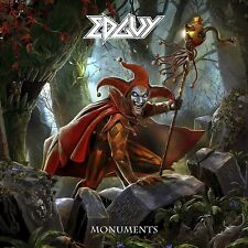 EDGUY - MONUMENTS BOXSET BEST OF  LIMITED BOX SET  4 VINYL LP NEU