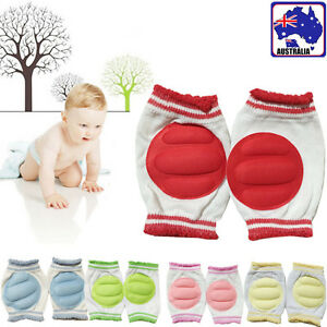 Unisex Baby Child Toddler Crawl Knee Caps Warm Protector Pads Safety BKNEE36