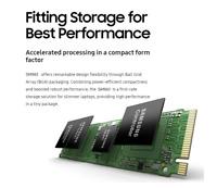 SAMSUNG 256GB SSD PM961 OEM M.2-2880 PCI-e 3.0 x4 NVMe Solid State Drive Genuine