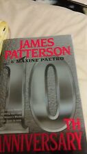10th Anniversary by James Patterson and Maxine Paetro (2011, Hardcover /...