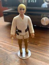 Star Wars Vintage Early Luke Skywalker Farmboy Complete
