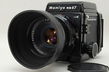 [Near MINT] Mamiya RB67 Pro S Medium Format Camera + 127mm f/3.8 Lens From Japan