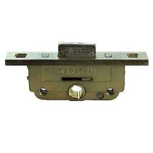Laird Saracen Shootbolt Deadlock Gearbox Mechanism UPVC Window Lock 20mm 22mm
