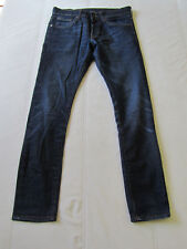 H&M Denim Jeans darkblue (Gr. 31/32) Skinny Low Waist