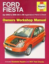 Ford Fiesta Service & Repair Manuals