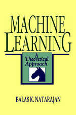 Machine Learning: A Theoretical Approach-ExLibrary