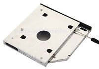 2nd Hard Drive HDD SSD Optical bay Caddy for HP dv7-7212nr dv7-7230us dv7-7243cl