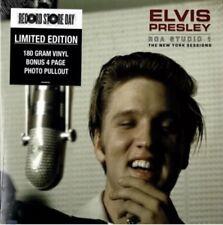 Elvis Presley - RCA Studio 1 / The New York Sessions LP - RSD 2018 New & Sealed