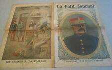 LE PETIT JOURNAL du 7 Mai 1916 ..LE GENERAL FRANCHET D'ESPEREY en couverture