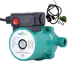 110-120V Automatic Hot Water Circulator Pump NPT 3/4'' Silent Booster Pump