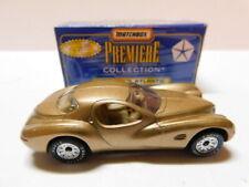 Matchbox - 1/64 - Premiere - Chrysler Atlantic - w / Rubber Tires