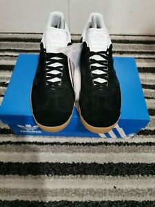 Adidas Gazelle Trainers Size 7  Mens Brand New 100 % Authentic RARE BOX DAMAGED