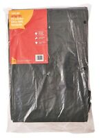 24' X 18' Tarpaulin Tarp Ground Sheet Camping Waterproof Cover Fly Tear Proof