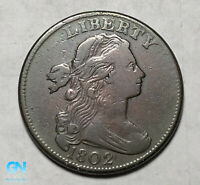 1802 Draped Bust Large Cent --  MAKE US AN OFFER!  #B0017