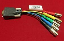 VGA (Female) to RGBHV BNC F Adapter Extron SYF BNCF .5' (15cm) Part. 26-532-01