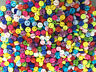 500pcs Mixed Mini Colors Round Shape Resin Buttons lots 2 holes DIY sewing 6mm