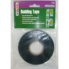 Budding Tape 40m Plant Garden Grafting Transclucent Green Gardman 12mm x 40m