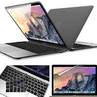 "MacBook Pro 13"" Touch Bar A2159 A1989 A1706 Matte Hard Case + Keyboard Skin +LCD"