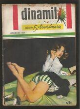 Dinamita Magazine Extraordinary Edition Marilyn Monroe 1955
