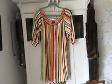 'Get Laud' Vintage Off Shoulder Dress. Great For A 60s Night/Beach Party.
