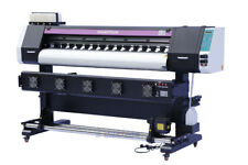 "1520mm 60"" Large Format Printer ECO Solvent +RIP,Wide Banners Vinyls Sublimation"