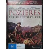 Australian Battle of Pozieres 100 Years 1916 DVD Documentary