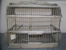 ANTIQUE FRENCH BIRD CAGE.