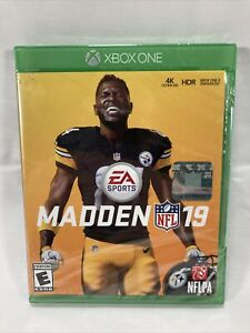 Madden NFL 19 -  ( Xbox One ) Football Game - New Factory Sealed